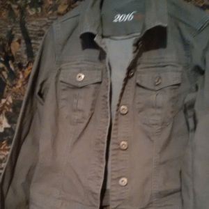 2016 by parasuco denim jacket